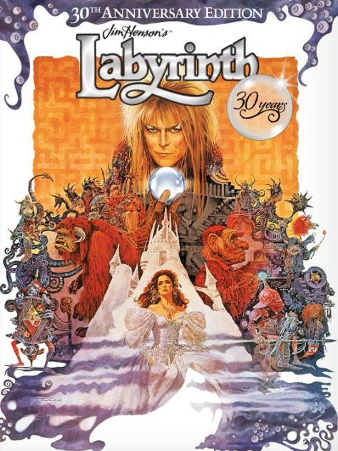 labyrinth 30th annivesary blu ray 2