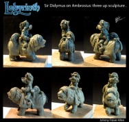 labyrinth 30th annivesary board game 8