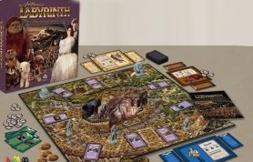 labyrinth 30th annivesary board game
