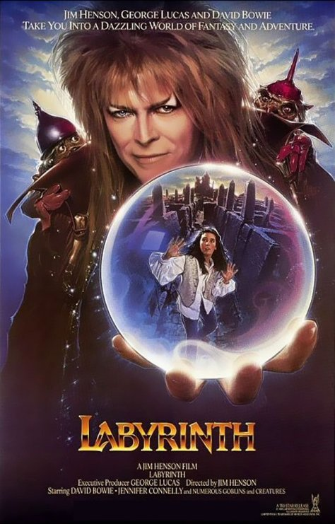 labyrinth 30th annivesary cinema showing