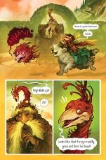 labyrinth 30th annivesary comic 2