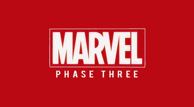 Marvel Enters Phase Three: The MCU Goes Infinite With Updated Film Slate