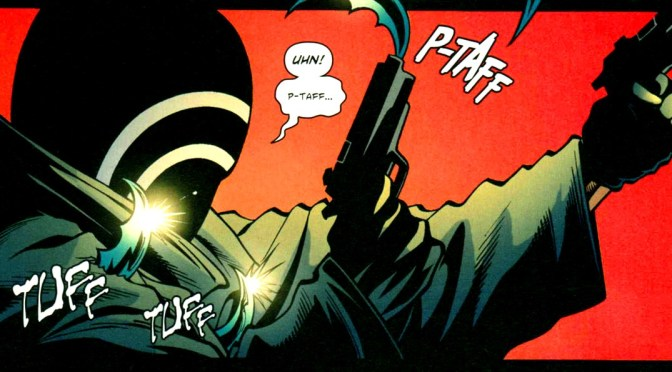 Kevin Smith Wants Onomatopoeia on Arrow: I Am Not Alone!