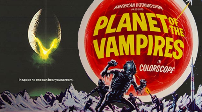 Film Imitating Film? Nicholas Winding Refn Compares Alien To Planet of the Vampires