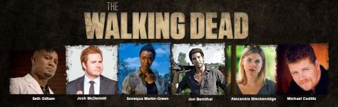 walking dead guests