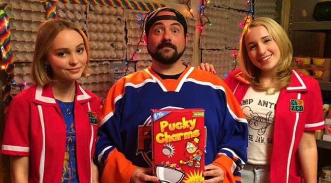 Yoga Hosers Trailer: Kevin Smith is Getting Weirder, And So Are His Films
