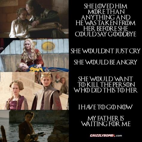 Arya's Father