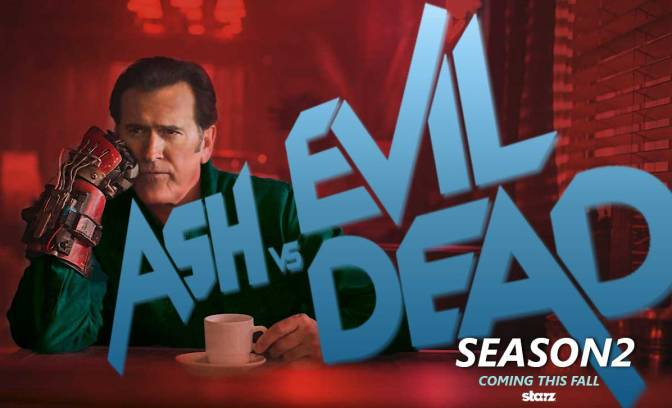 Ash vs Evil Dead Announces Six Million Dollar Addition to the Cast