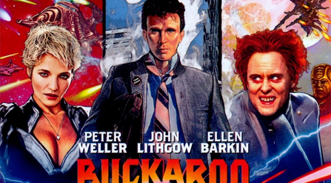 Kevin Smith is Bringing Buckaroo Banzai Back for More Adventures