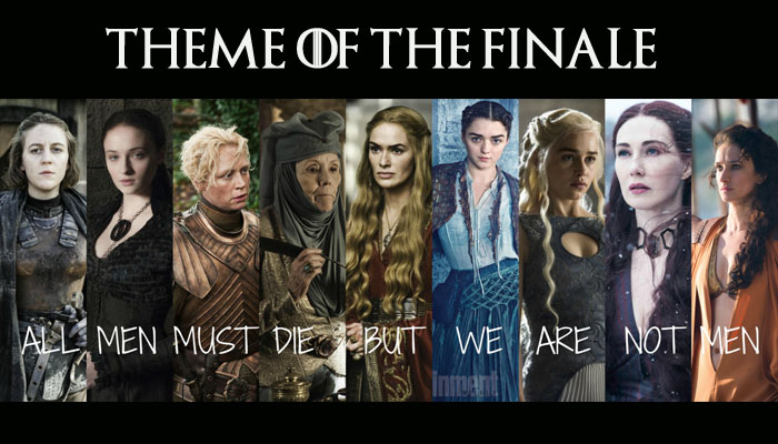 Season 6 Finale - Winds of Winter