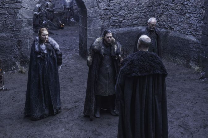 Game of Thrones Promo: 6.07 – The Broken Man (and Reactions to 6.06)
