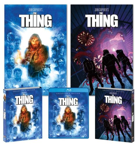 the thing scream factory