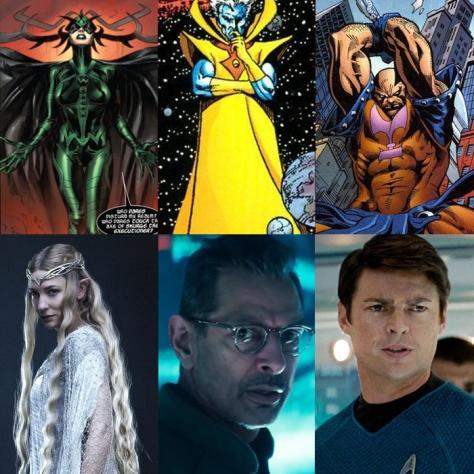 Thor 3 Villains