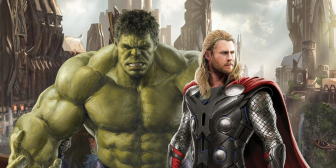 Thor: Ragnarok – Valkyrie, Urban, Goldblum, and Planet Hulk?