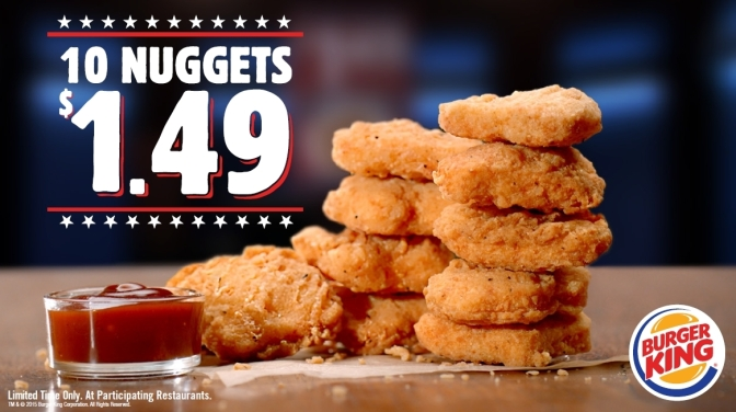 No Redeeming Qualities: 15 Cents A Nugget