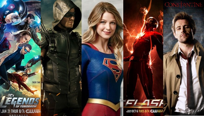 The CW's DC Universe: Supergirl, Casting News, Crossovers, and More!