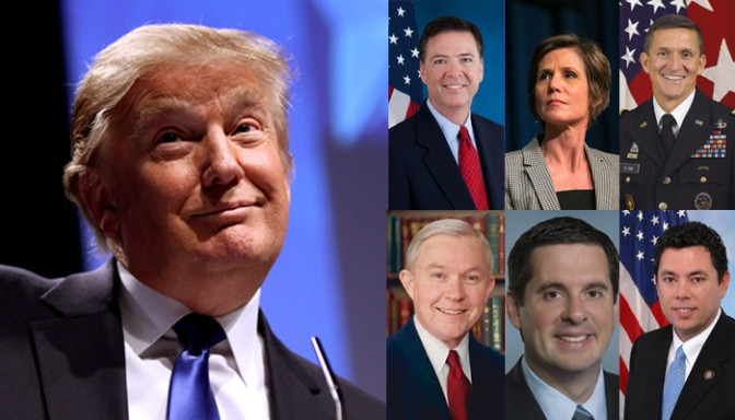 Trump, Yates, Comey, Nunes and Flynn: A Digestable Timeline