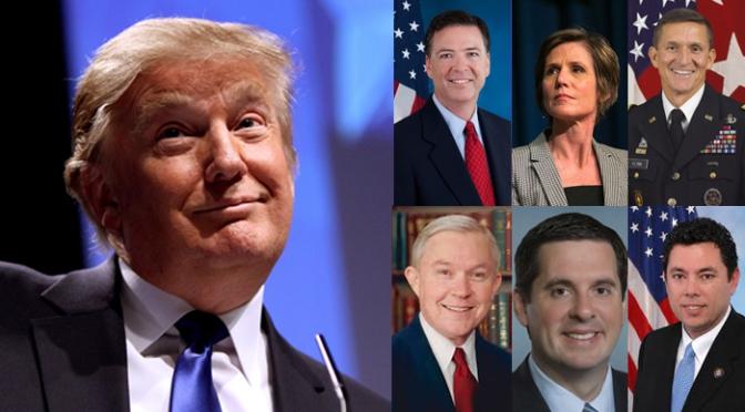 Trump, Yates, Comey, Nunes and Flynn: A Digestable Timeline