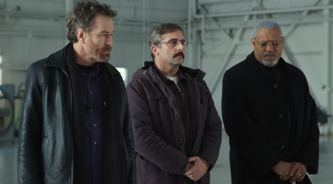 Last Flag Flying Trailer: Linklater's Latest Starring Cranston, Carell and Fishburne