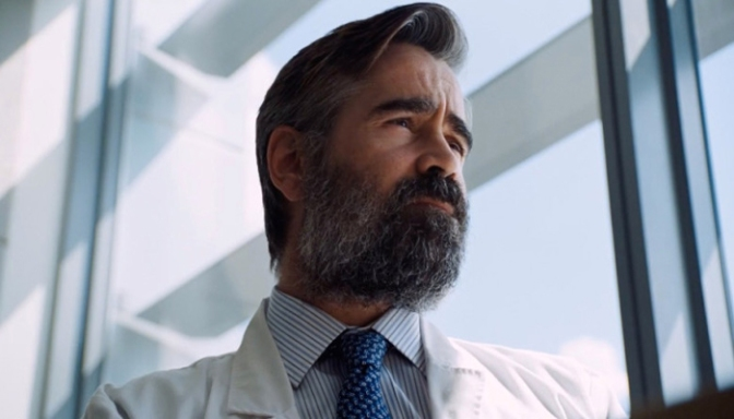 The Killing Of A Sacred Deer Trailer Is Disturbingly Bizarre