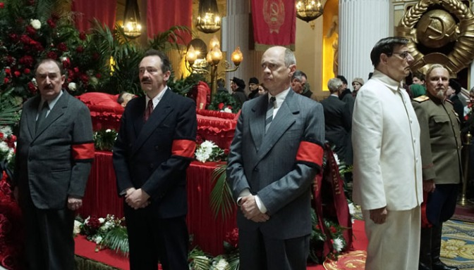 The Death Of Stalin Trailer: Tackling A Dictatorship Feels Awfully Timely
