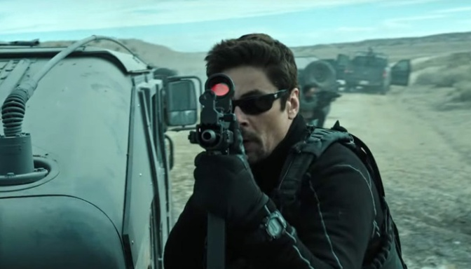 Sicario 2 Gets A New Title And An Intense New Trailer