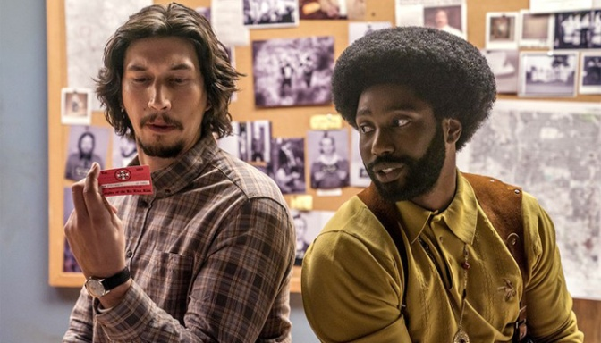 BlacKkKlansman Trailer: Spike Lee & Jordan Peele Team-Up For Incredible and Shocking True Story