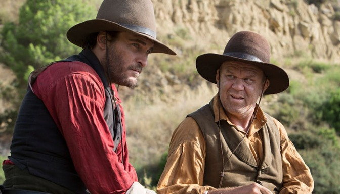 The Sisters Brothers Trailer Offers Up An Irreverent Look At An All-Star Western
