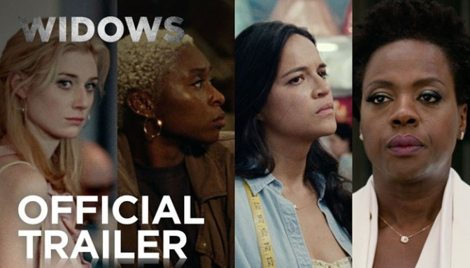 Widows Trailer: Steve McQueen Returns With Absolutely Star-Studded Action Crime Flick