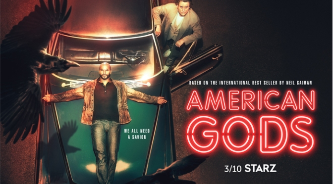 Starz Drops Trailer for American Gods Season 2