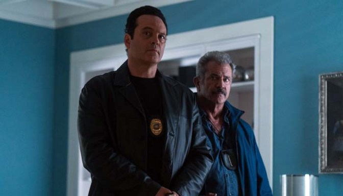 Dragged Across Concrete Trailer: Mel Gibson and Vince Vaughn Dirty It Up