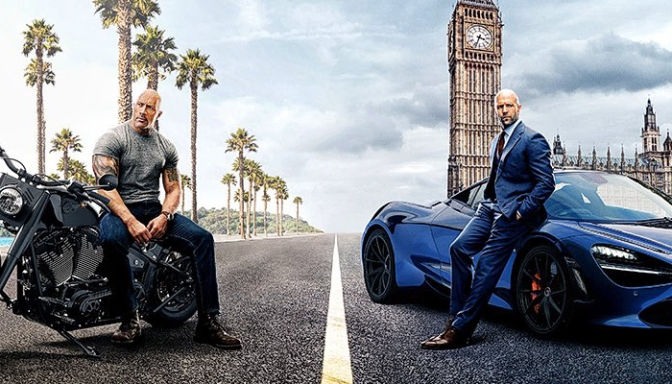 Hobbs & Shaw Trailer Looks Like Tango & Cash on 'Roids