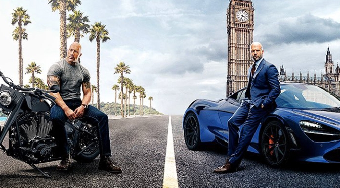 Hobbs & Shaw Trailer Looks Like Tango & Cash on 'Roids