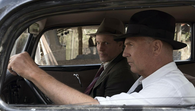 The Highwaymen Trailer: Kevin Costner and Woody Harrelson Hunt Down Bonnie and Clyde