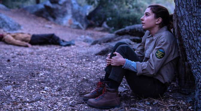 Body At Brighton Rock Trailer: A Survivalist Horror With Paranoid Tendencies…And A Bear!