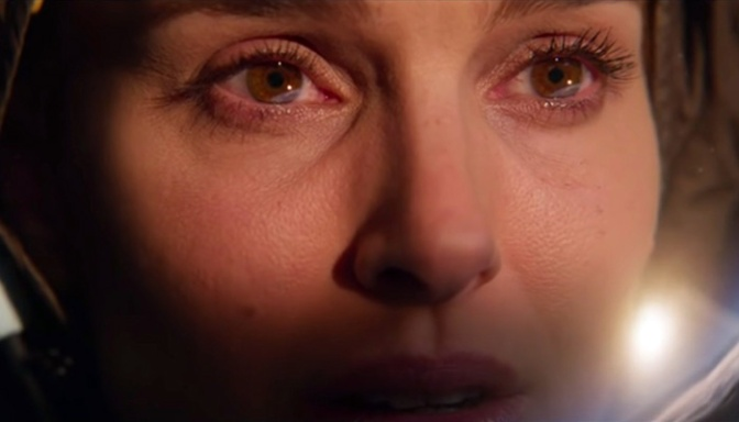 Lucy In The Sky: First Trailer for Noah Hawley's Feature-Film Debut Starring Natalie Portman