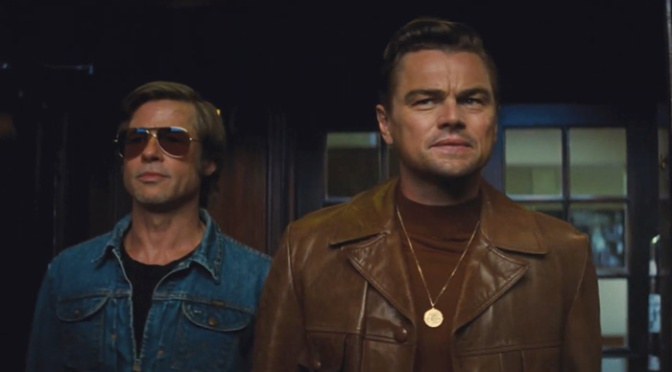 Once Upon A Time In Hollywood: First Trailer and Poster for Tarantino's Latest