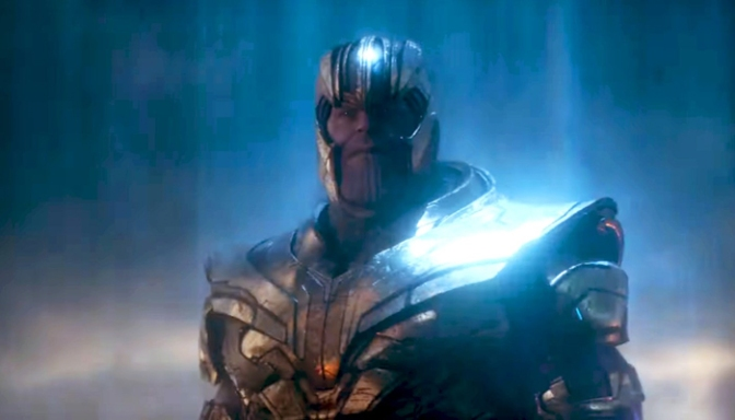 New Avengers: Endgame Trailer Brings Back Thanos
