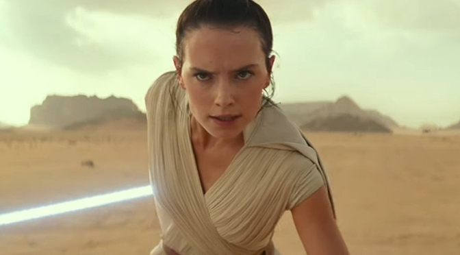 Star Wars: Episode IX – The Rise Of Skywalker First Trailer and Poster Revealed