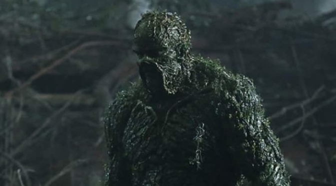 DC Universe Has Already Cancelled SWAMP THING, Citing Failed Tax Break in North Carolina