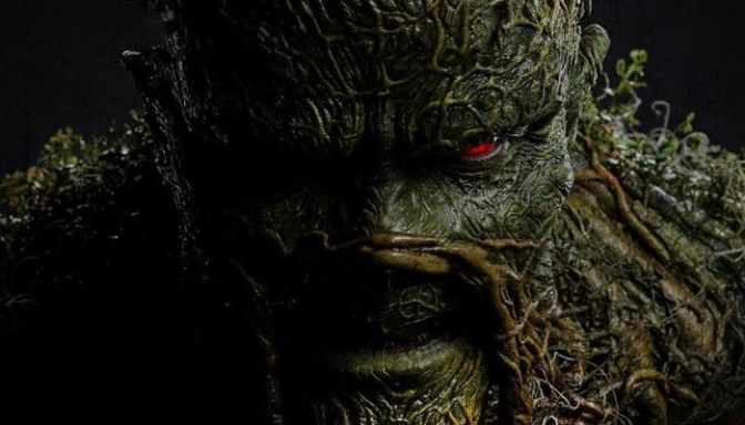First Full Trailer Released for DC Universe's SWAMP THING