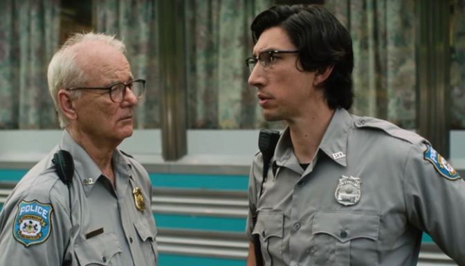 The Dead Don't Die First Trailer and Poster: Jarmusch's Zombie Film Starring Adam Driver and Bill Murray