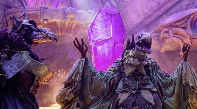 The Dark Crystal: Age of Resistance First Trailer – Henson Muppets and All-Star Cast!