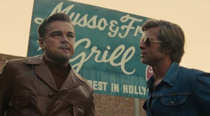 Once Upon A Time In Hollywood: Official Trailer For Tarantino's Latest Epic Starring DiCaprio, Pitt, and Robbie