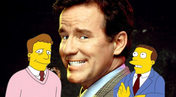 Phil Hartman's Best Voiced Characters On The Simpsons