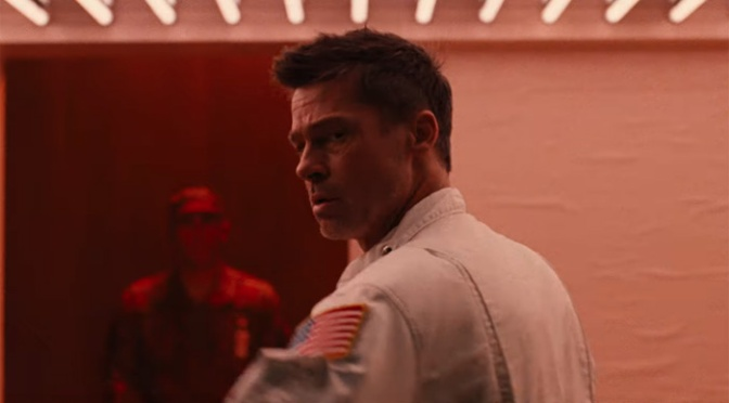 Ad Astra: First Trailer For James Gray's Sci-Fi Journey Starring Brad Pitt