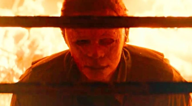 New Halloween Teaser: Michael Is Back In Halloween Kills and Halloween Ends!