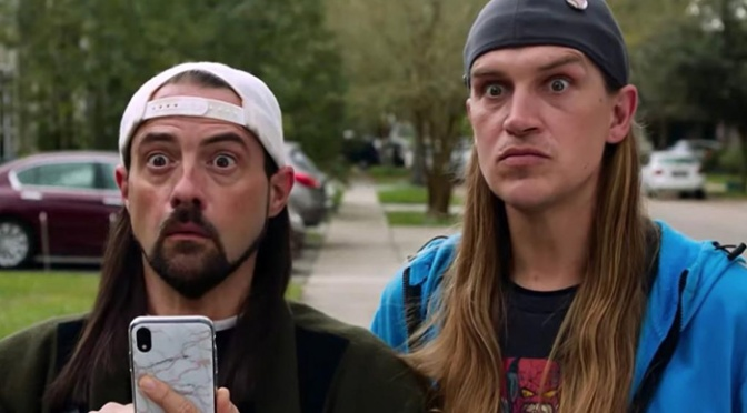 [SDCC 2019] Jay and Silent Bob Reboot: Kevin Smith Unveils First Red Band Trailer