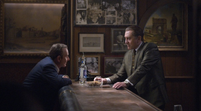 The Irishman: First Trailer For Scorsese's Massive Gangster Epic Starring De Niro, Pesci, and Pacino