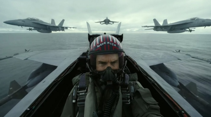 [SDCC 2019] Top Gun: Maverick – First Trailer For Tom Cruise's Return To The Danger Zone